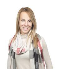 Cindy Belleau, Courtier immobilier
