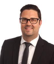 Martin Hébert, Real Estate Broker