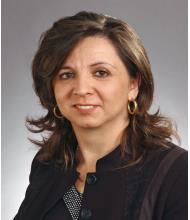 Anna Patriarca, Courtier immobilier