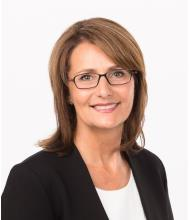 Francine Quesnel, Courtier immobilier