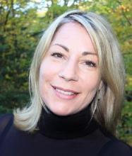 Caroline Maillet, Courtier immobilier