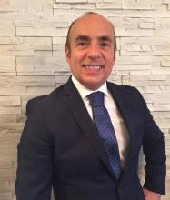 Michel Giampaolo, Courtier immobilier