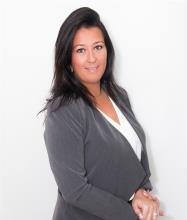 Christine Thibeault, Courtier immobilier