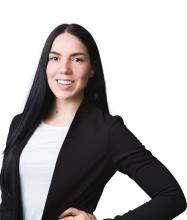 Alexandra Blais, Courtier immobilier résidentiel