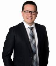 Jonathan Desjardins, Courtier immobilier résidentiel