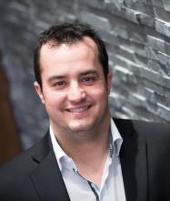 Dominick Giguère, Real Estate Broker