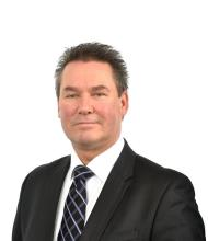 Eric Landry, Courtier immobilier