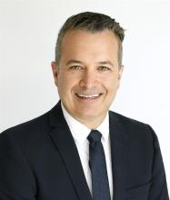 Marc Bonenfant, Real Estate Broker