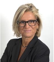 Isabelle Canaccini, Courtier immobilier