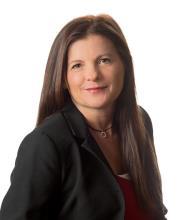 Francine Drapeau, Courtier immobilier