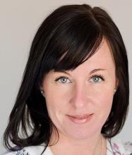 Jennifer Audet, Courtier immobilier
