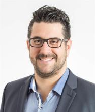 Michel Hunter, Real Estate Broker