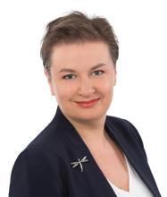 Sarah Marier, Courtier immobilier résidentiel et commercial agréé DA