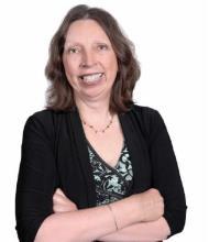 Louise Desjardins, Courtier immobilier