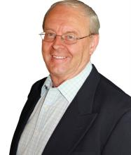 Guy Michaud, Courtier immobilier