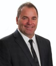 Claude Bergeron, Courtier immobilier