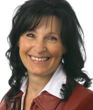 Chantal Auclair, Courtier immobilier