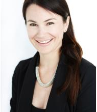 Nathalie Néron, Courtier immobilier