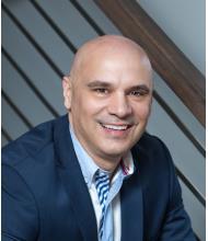 Eric Desjean, Courtier immobilier