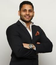 Najum Khan, Courtier immobilier résidentiel et commercial