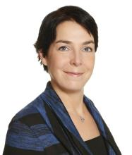 Sylvie Gagné, Courtier immobilier