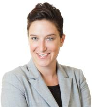 Catherine Caron, Courtier immobilier
