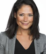 Annélie Tourville, Courtier immobilier