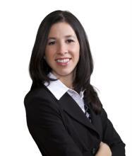 Linda Poirier, Courtier immobilier
