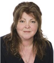 Lucie Bernard, Courtier immobilier