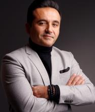Frédéric Bettan, Real Estate Broker