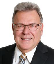 René Lebel, Courtier immobilier
