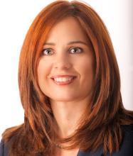 Sandra Pasquariello, Courtier immobilier