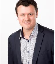 Patrick Fleury, Courtier immobilier