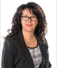 Elisabeth Brie, Courtier immobilier