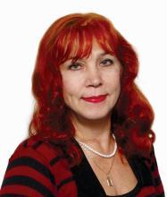 Olga Novolodskaia, Courtier immobilier