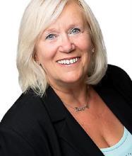 Jocelyne Bénard, Courtier immobilier
